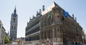Ghent Old City hall